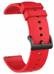 Xiaomi univerzální řemínek 20 mm červený