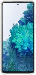 Samsung silikonové pouzdro pro Samsung Galaxy S20 FE bílé