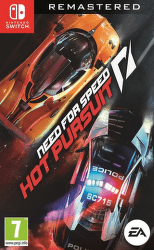 Need For Speed: Hot Pursuit (Remastered) - Nintendo Switch hra
