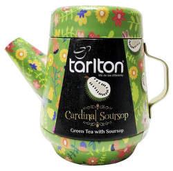 Tarlton Tea Pot Cardinal Soursop 100g zelený čaj