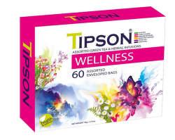 Tipson Wellness 78g bylinný čaj