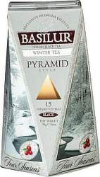 Basilur Four Seasons Winter Tea Pyramid 30g černý čaj