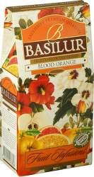 Basilur Fruit Blood Orange 100g ovocný čaj