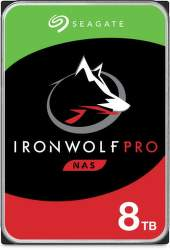 "Seagate IronWolf Pro 8TB 3.5"" HDD SATAIII"