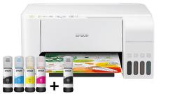 Epson EcoTank L3156 bíla