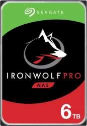 "Seagate IronWolf Pro 6TB 3.5"" HDD SATAIII"