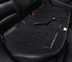 POWER+ P-HS Rear černý pro zadní sedadla