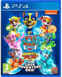 Paw Patrol: Mighty Pups Save Adventure Bay - PS4 hra