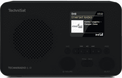 TechniSat Techniradio 6 IR černé