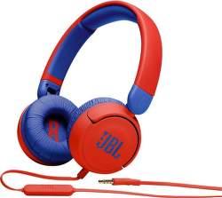 JBL JR310 červeno-modrá