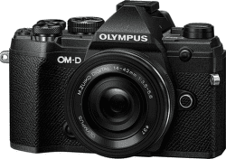 Olympus E-M5 Mark III Pancake Zoom Kit 14-42mm EZ černá