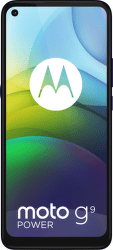 Motorola Moto G9 Power 128 GB fialový