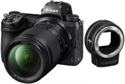 Nikon Z6 II + Nikkor Z 24-200 mm f/4-6,3 VR + FTZ adaptér