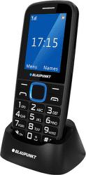 Blaupunkt BS 04 černo-modrý