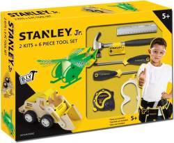 Stanley Jr. U009-K02-T06-SY sada hraček