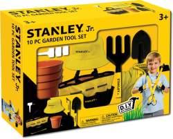Stanley Jr. SG004-10-SY zahradní sada 10-dílná