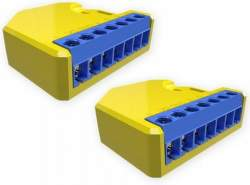 Shelly RGBW2 modul řízení LED 2 ks