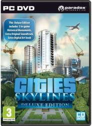 Cities: Skylines Deluxe Edition - PC hra