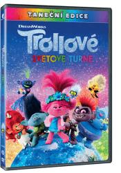 Trollové: Světové turné - DVD film