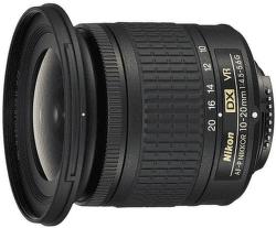 Nikon 10-20 mm f/4.5 - f/5.6G VR AF-P DX černá