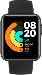 Xiaomi Mi Watch Lite černé
