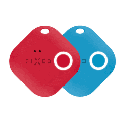 Fixed Smile Duo Pack červená / modrá