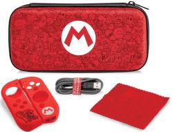 PDP Nintendo Switch Starter Kit - Mario Remix Edition