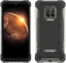 Doogee S86 128 GB černý