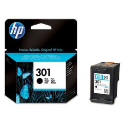 HP CH561EE No.301 black - inkoust