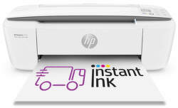 HP DeskJet 3750 All-in-One (T8X12B#686) bílá tiskárna s Instant Ink