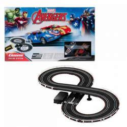 Carrera GO 62192 Avengers