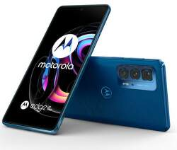 Motorola Edge 20 Pro 256 GB světle modrý
