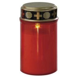 Emos náhrobní svíčka