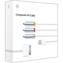 Apple MC748ZM/A - AV kompozitní kabel