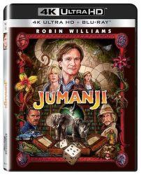 Jumanji - 2xBD (Blu-ray + 4K UHD)