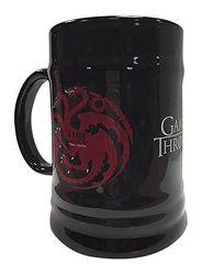 Keramický korbel Game of Thrones -  Targaryen