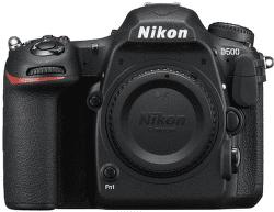 NIKON D500, Digitální zrcadlovka