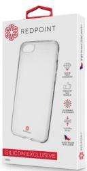 RedPoint silikonové pouzdro pro Lenovo Moto M, transparentní