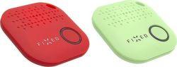 Fixed Smile Bluetooth klíčenka, červená + zelená