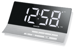 Sencor SDC 5100 stříbrné