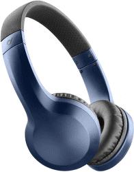 Cellular Line Akros Bluetooth sluchátka modrá