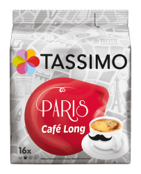 Tassimo Paris Café Long (16ks)