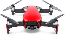 DJI Mavic Air Fly More Combo červená