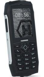 MyPhone Hammer 3 stříbrný