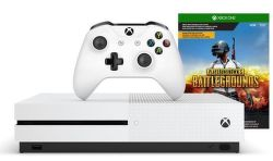 Microsoft Xbox One S 1TB + PlayerUnknown's Battleground