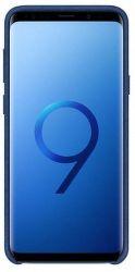 Samsung Alcantara pouzdro pro Samsung Galaxy S9, modrá