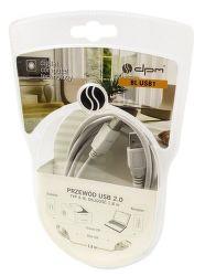 DPM BLUSB1 USB 2.0 A-B 1,8m