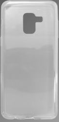 Mobilnet pouzdro pro Samsung Galaxy A8 2018, transparentní