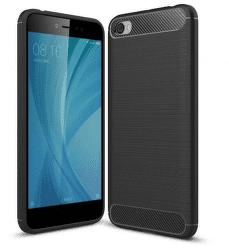 Winner Carbon pouzdro pro Xiaomi Note 5A, černé
