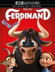 Ferdinand - Blu-ray + 4 UHD film